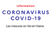[Archives] COVID-19 : mesures applicables en Ille-et-Vilaine