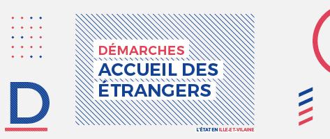 prefecture ille et vilaine carte grise Accueil Etrangers / Démarches administratives / Accueil   Les