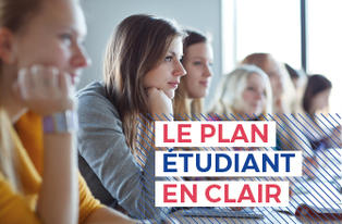 #PlanEtudiants en clair !
